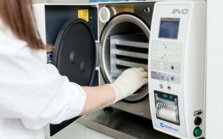 Быстрая стерилизация медицинским автоклавом: принцип работы, виды, выбор и уход