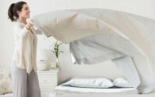 Как часто нужно менять постельное белье — вы удивитесь, узнав нюансы