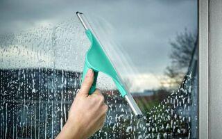 Выборка лучших способов, как помыть окна без разводов — что нельзя использовать