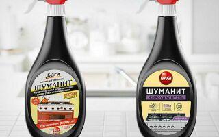 Чистящее средство «Шуманит» — панацея или просто маркетинг: реальные отзывы