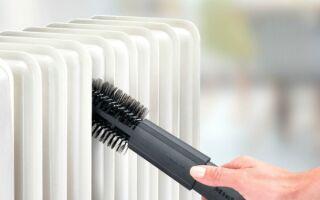 Как качественно промыть батареи отопления — полезные простые советы