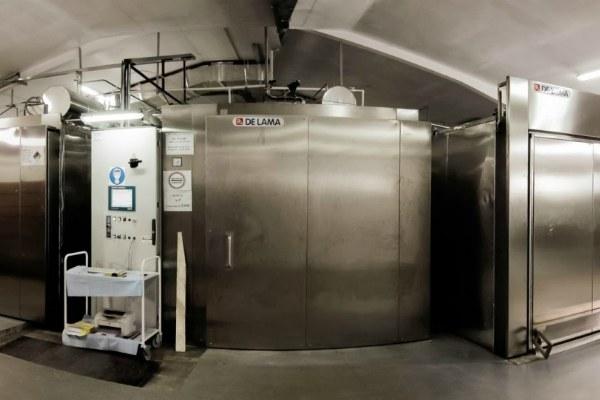 Газовая стерилизация мед. изделий