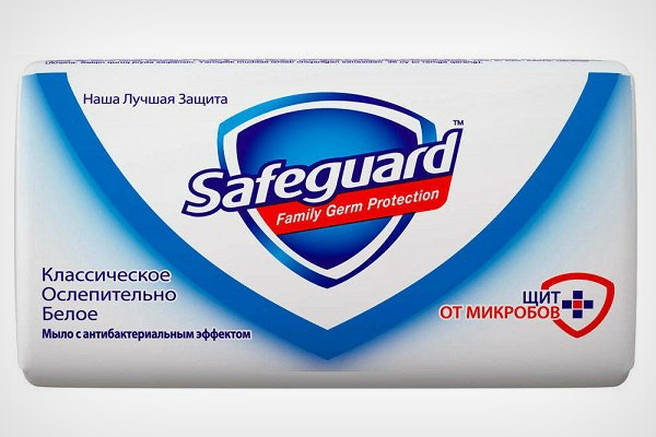 Safeguard мыло
