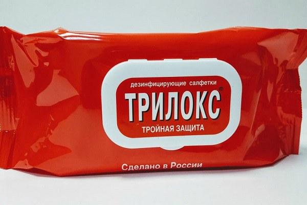 Салфетки Трилокс