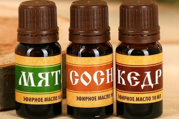 Антибактериальные масла