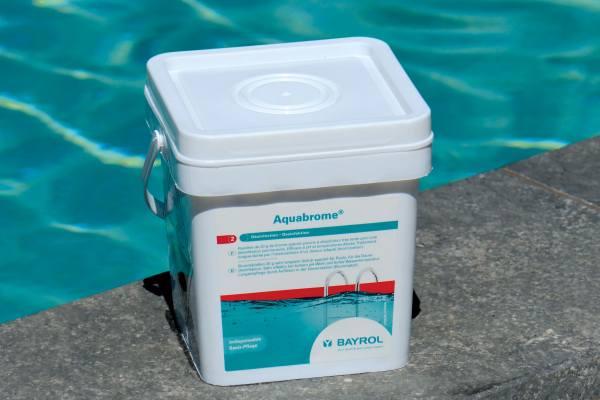 бромирование - применение брома для очистки бассейна